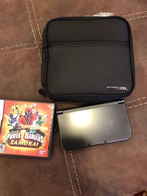 Nintendo 3DS XL with 7 games new , with the original case and original pen for Sale in Winthrop, MA