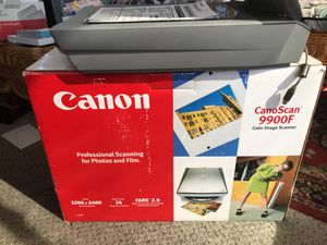 Canon. CanoScan 9900F for Sale in Denver, CO