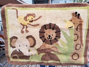 Lambs & Ivy / Jungle Babies Crib Set for Sale in St. Louis, MO