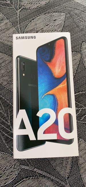 Samsung Galaxy A20 for Sale in Milford Mill, MD