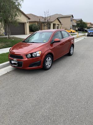 2014 Chevy Sonic for Sale in Moreno Valley, CA