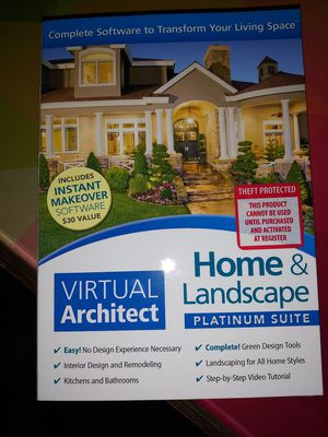 Virtual Architect Platinum for Sale in Denver, CO