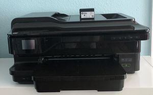 HP OfficeJet 7610 Wireless Color Photo Printer with Scanner, Copier and Fax for Sale in Tacoma, WA