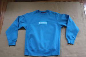 Supreme Bogo Crewneck Royal Blue for Sale in El Monte, CA