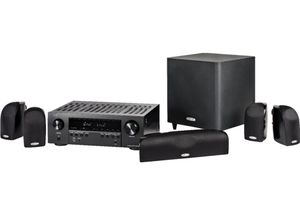 Polk Denon Home Theather 5.1 channel for Sale in Lake Zurich, IL