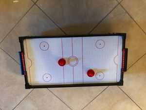 Hockey air table (actually working just need battery's ) for Sale in Orlando, FL
