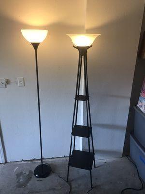 Floor Lamps $35 for Sale in Dallas, TX