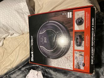 Shark ion robot vacuum brand new in the box comes with warranty never used for Sale in Northglenn,  CO