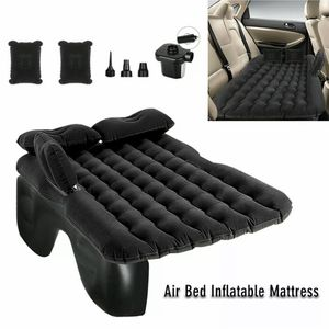 Car SUV Air Bed Sleep Travel Inflatable Mattress Seat Cushion Mat Camping w Pump for Sale in El Monte, CA
