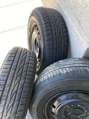 Hyundai Sonata 2010-2014 205/65R16 wheel and tire takeoff for Sale in Mesa, AZ