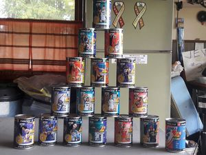 WNBA 1997 cards in collectors cans for Sale in Falls Church, VA