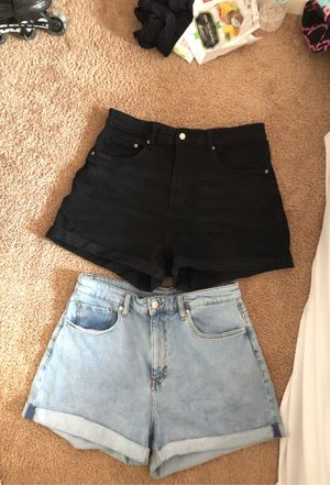 High Waisted Mom Shorts! Super cute from H&M! for Sale in Durham, NC