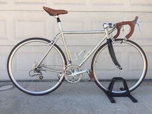 Custom bike build special (Reynolds 631 vintage chrome) for Sale in San Diego, CA