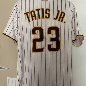 Tatis jr Padres Replica Jersey Small for Sale in Chula Vista, CA