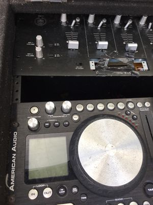 DJ equipment BOX for Sale in Houston, TX