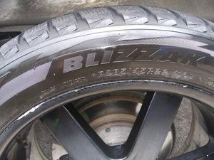 Silverado 22 wheels and tires for Sale in Vancouver, WA