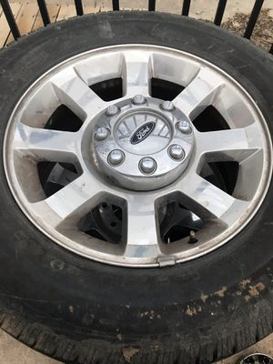 F-350 ford stock 20's for Sale in Arlington, TX