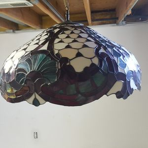 Stainglass Light for Sale in Cleveland, OH