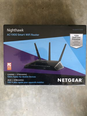 Brand new never opened router for Sale in Sanford, NC