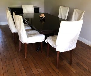 Modern Dining set (9 pieces) for Sale in Santa Ana, CA