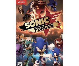 Sonic Forces - Nintendo Switch for Sale in Washington,  DC