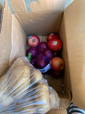 Free box of produce for Sale in Anaheim, CA