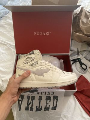 Fugazi One In The Chamber Size 8 for Sale in Rockville, MD