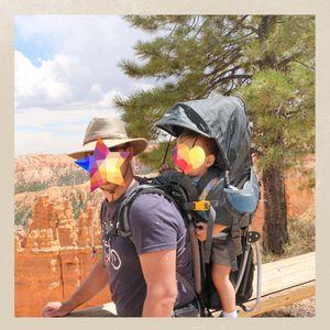 Deuter Kid Comfort 3 Hiking Carrier for Sale in Santa Fe Springs, CA