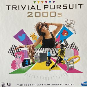 Games!!! Trivial Pursuit 2000 & Apples To Apples for Sale in Plano, TX