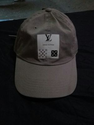 634ce32d Louis vuitton + grey dad hat for Sale for sale New York, NY