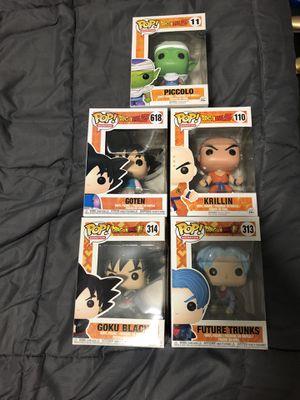 Funko POP! Dragonball Z/Super Bundle for Sale in Vista, CA