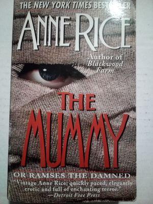 Anne Rice The Mummy for Sale in Virginia Beach, VA