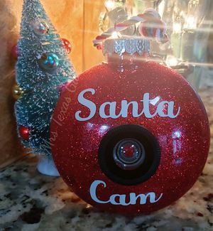 Santa Cam with lens for Sale in Houston, TX