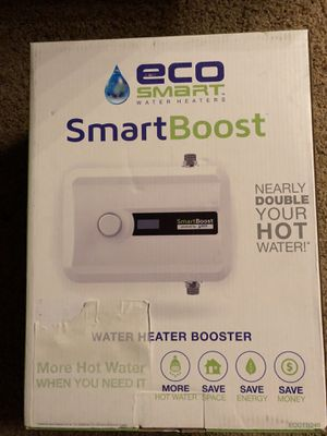 Eco smart eco boost hot water heater booster for Sale in Denver, CO