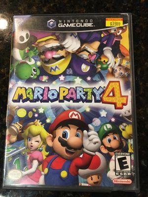 Mario Party 4 for Sale in San Antonio, TX