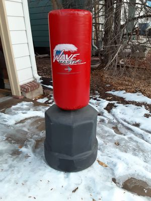 Punching bag for Sale in Brighton, CO