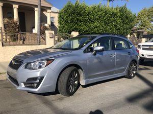 2016 Subaru Impreza Hatchback AWD for Sale in San Diego, CA