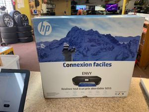 All in one hp envy printer for Sale in Newport News, VA