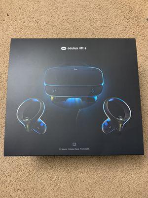 Oculus Rift S for Sale in Fairfax, VA
