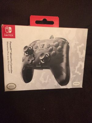 (NEW) Nintendo Switch Pro Controller for Sale in Lake City, GA