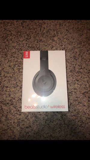 Beats Studio 3 Wireless (Unopened) for Sale in Boulder, CO