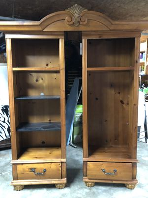 Entertainment center for Sale in Baytown, TX