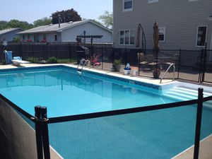 Complete pool safety fence and gate. for Sale in Berkeley Township, NJ