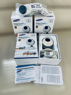 Samsung SmartCam HD Pro 1080p Full HD WiFi Camera for Sale in Tamarac, FL