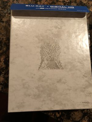 Game of Thrones The Complete Third Season 5 Discs Blu-ray for Sale in Leesburg, VA