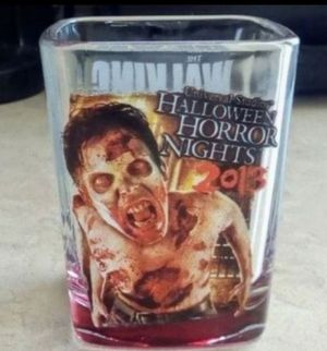 AMC The Walking Dead Shot Glass for Sale in Fresno, CA