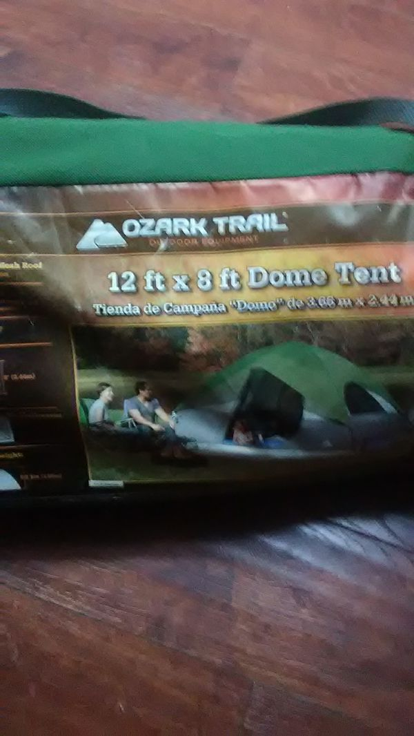 Ozark Trail Dome Tent
