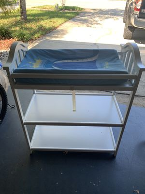 Changing table for Sale in Safety Harbor, FL