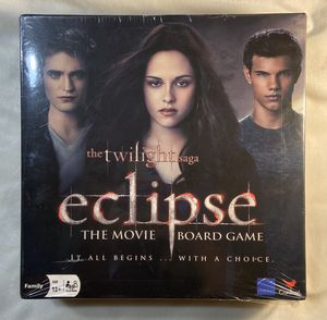 Twilight Eclipse board game for Sale in Lakeland, FL