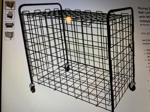 Murray Portable Ball Locker with Wheels for Sale in Chapel Hill, NC